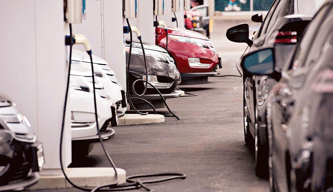Elektrikli Araç Şarj İstasyonu